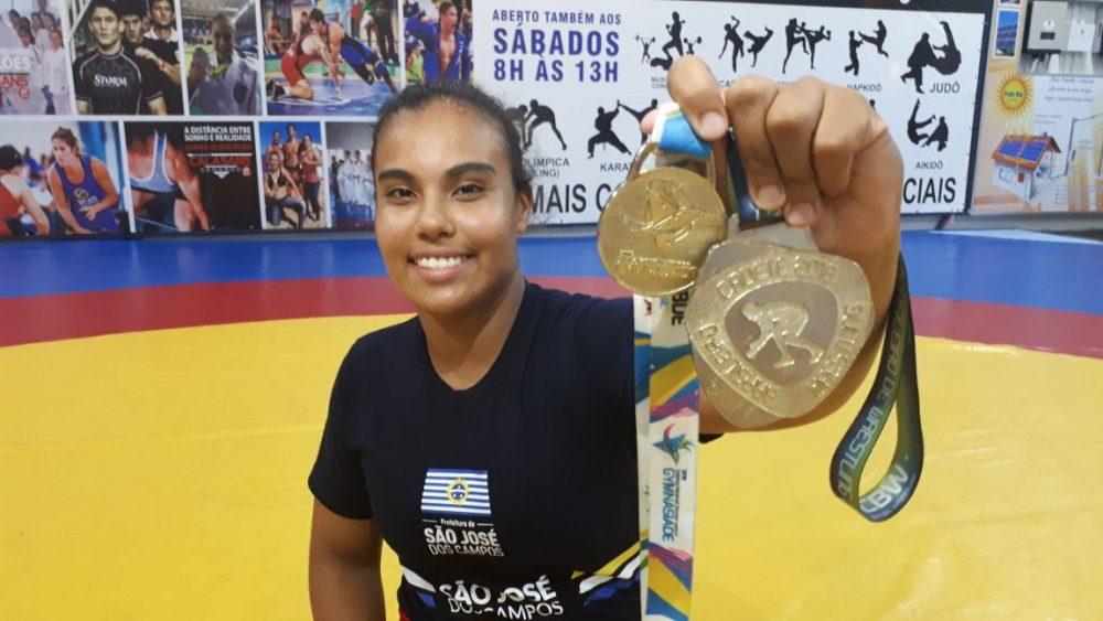 A equipe São José Wrestling teve nos últimos dias grandes resultados em competições da modalidade. O principal deles foi a vitória da joseense Ruthy Hellen na Seletiva Nacional para o Gymaside 2018, competição conhecida com as Olimpíadas escolares, voltada para atletas entre 13 e 17 anos.